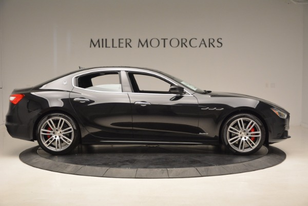 New 2018 Maserati Ghibli S Q4 GranSport for sale Sold at Alfa Romeo of Westport in Westport CT 06880 9