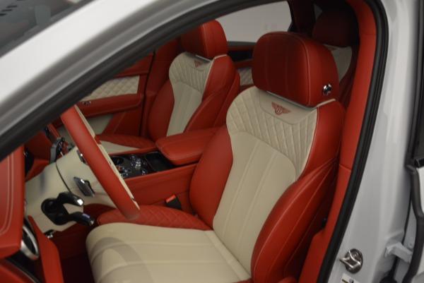 New 2018 Bentley Bentayga Black Edition for sale Sold at Alfa Romeo of Westport in Westport CT 06880 20