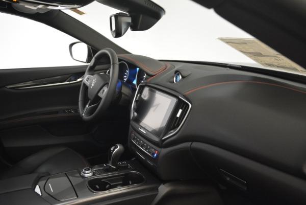 New 2018 Maserati Ghibli S Q4 for sale Sold at Alfa Romeo of Westport in Westport CT 06880 17