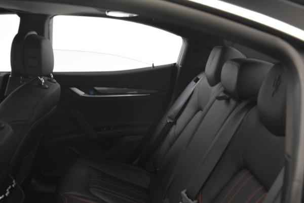 New 2018 Maserati Ghibli S Q4 for sale Sold at Alfa Romeo of Westport in Westport CT 06880 22