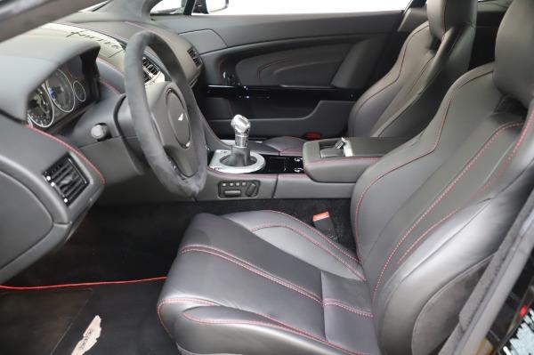 New 2017 Aston Martin V12 Vantage S for sale Sold at Alfa Romeo of Westport in Westport CT 06880 14