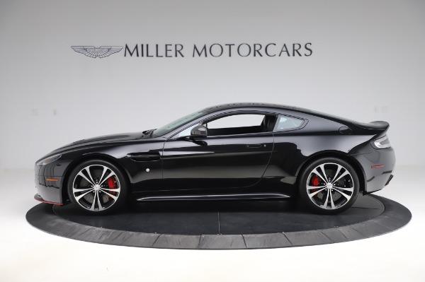 New 2017 Aston Martin V12 Vantage S for sale Sold at Alfa Romeo of Westport in Westport CT 06880 2