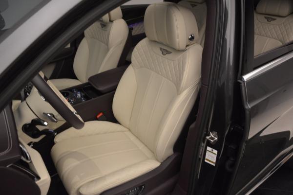 New 2018 Bentley Bentayga Signature for sale Sold at Alfa Romeo of Westport in Westport CT 06880 25