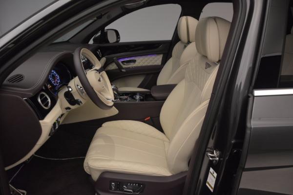 New 2018 Bentley Bentayga Signature for sale Sold at Alfa Romeo of Westport in Westport CT 06880 26