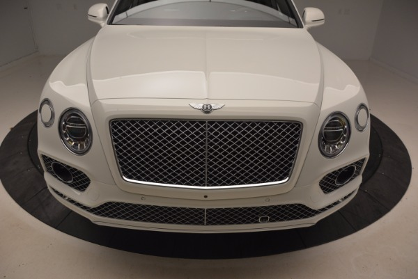New 2018 Bentley Bentayga Onyx for sale Sold at Alfa Romeo of Westport in Westport CT 06880 13