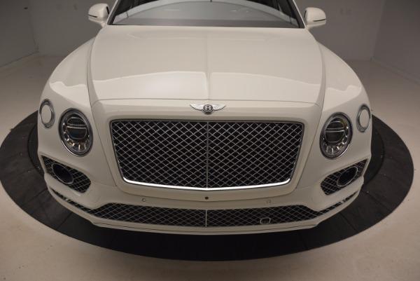 Used 2018 Bentley Bentayga Onyx for sale Call for price at Alfa Romeo of Westport in Westport CT 06880 13