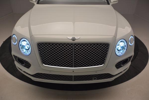 Used 2018 Bentley Bentayga Onyx for sale Call for price at Alfa Romeo of Westport in Westport CT 06880 14