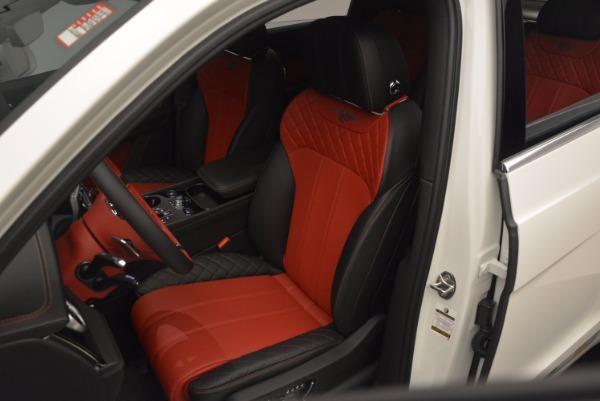 New 2018 Bentley Bentayga Onyx for sale Sold at Alfa Romeo of Westport in Westport CT 06880 19