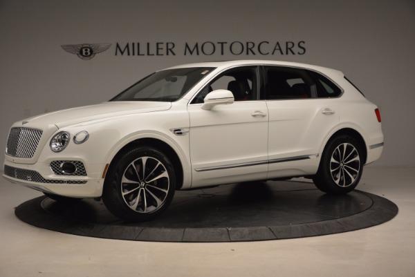 New 2018 Bentley Bentayga Onyx for sale Sold at Alfa Romeo of Westport in Westport CT 06880 2