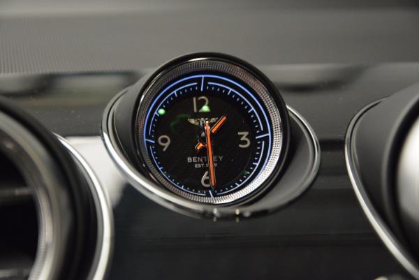 Used 2018 Bentley Bentayga Onyx for sale Call for price at Alfa Romeo of Westport in Westport CT 06880 21