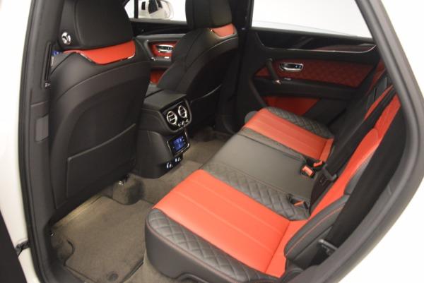 Used 2018 Bentley Bentayga Onyx for sale Call for price at Alfa Romeo of Westport in Westport CT 06880 22