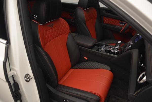 Used 2018 Bentley Bentayga Onyx for sale Call for price at Alfa Romeo of Westport in Westport CT 06880 27