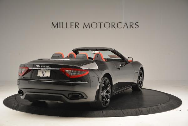 New 2016 Maserati GranTurismo Convertible Sport for sale Sold at Alfa Romeo of Westport in Westport CT 06880 13