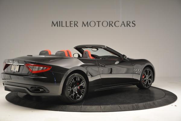 New 2016 Maserati GranTurismo Convertible Sport for sale Sold at Alfa Romeo of Westport in Westport CT 06880 15