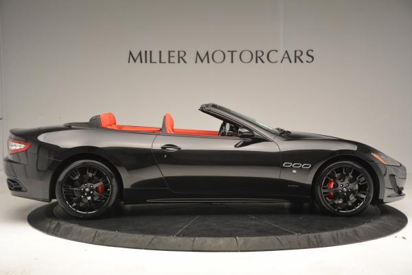 New 2016 Maserati GranTurismo Convertible Sport for sale Sold at Alfa Romeo of Westport in Westport CT 06880 17