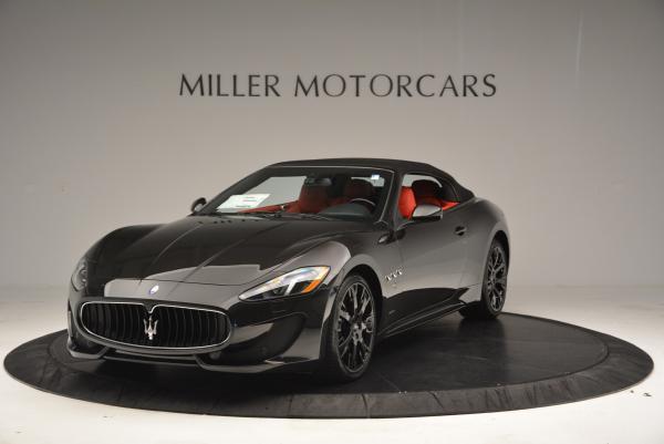 New 2016 Maserati GranTurismo Convertible Sport for sale Sold at Alfa Romeo of Westport in Westport CT 06880 2