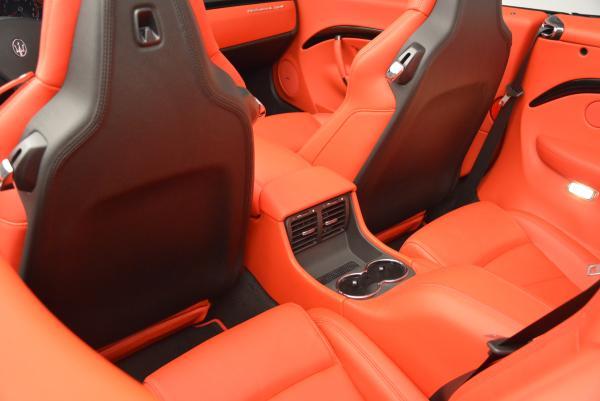 New 2016 Maserati GranTurismo Convertible Sport for sale Sold at Alfa Romeo of Westport in Westport CT 06880 28