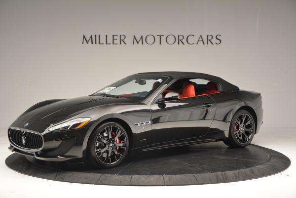 New 2016 Maserati GranTurismo Convertible Sport for sale Sold at Alfa Romeo of Westport in Westport CT 06880 4