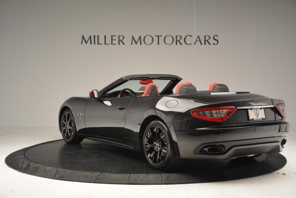 New 2016 Maserati GranTurismo Convertible Sport for sale Sold at Alfa Romeo of Westport in Westport CT 06880 9