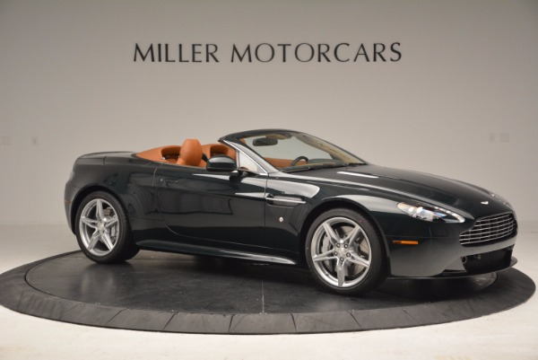 Used 2016 Aston Martin V8 Vantage S Roadster for sale Sold at Alfa Romeo of Westport in Westport CT 06880 10
