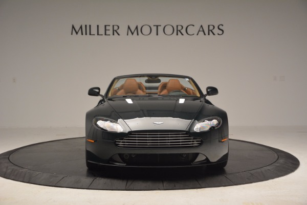 Used 2016 Aston Martin V8 Vantage S Roadster for sale Sold at Alfa Romeo of Westport in Westport CT 06880 12