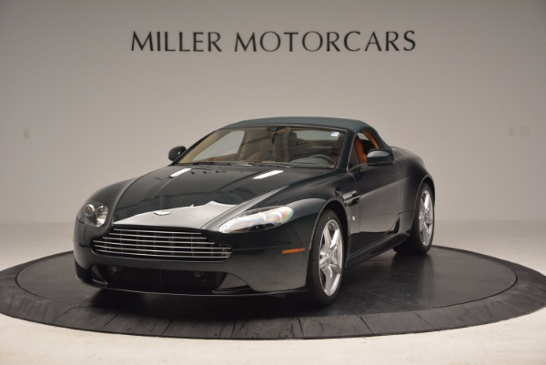 Used 2016 Aston Martin V8 Vantage S Roadster for sale Sold at Alfa Romeo of Westport in Westport CT 06880 13
