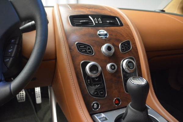 Used 2016 Aston Martin V8 Vantage S Roadster for sale Sold at Alfa Romeo of Westport in Westport CT 06880 25