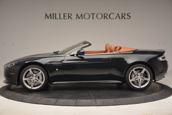 Used 2016 Aston Martin V8 Vantage S Roadster for sale Sold at Alfa Romeo of Westport in Westport CT 06880 3