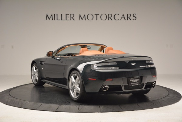 Used 2016 Aston Martin V8 Vantage S Roadster for sale Sold at Alfa Romeo of Westport in Westport CT 06880 5