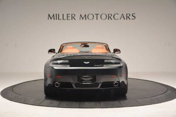 Used 2016 Aston Martin V8 Vantage S Roadster for sale Sold at Alfa Romeo of Westport in Westport CT 06880 6