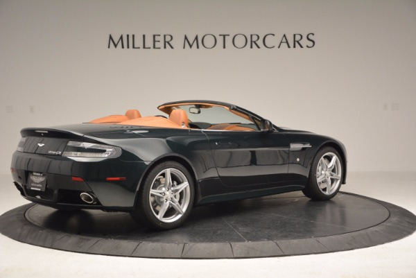 Used 2016 Aston Martin V8 Vantage S Roadster for sale Sold at Alfa Romeo of Westport in Westport CT 06880 8