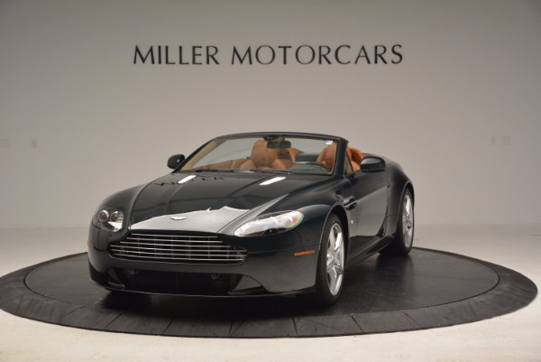 Used 2016 Aston Martin V8 Vantage S Roadster for sale Sold at Alfa Romeo of Westport in Westport CT 06880 1