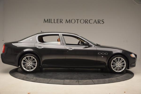 Used 2010 Maserati Quattroporte S for sale Sold at Alfa Romeo of Westport in Westport CT 06880 21