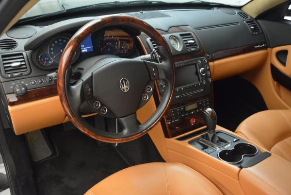 Used 2010 Maserati Quattroporte S for sale Sold at Alfa Romeo of Westport in Westport CT 06880 25
