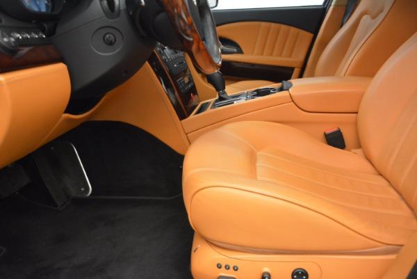 Used 2010 Maserati Quattroporte S for sale Sold at Alfa Romeo of Westport in Westport CT 06880 26
