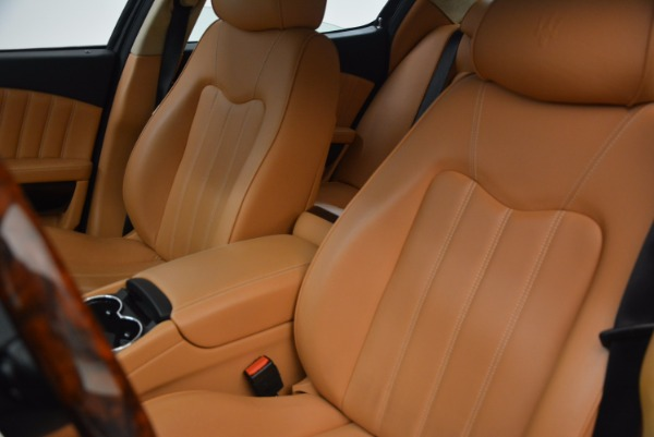 Used 2010 Maserati Quattroporte S for sale Sold at Alfa Romeo of Westport in Westport CT 06880 27