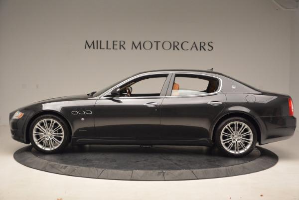 Used 2010 Maserati Quattroporte S for sale Sold at Alfa Romeo of Westport in Westport CT 06880 3