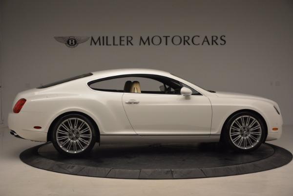 Used 2008 Bentley Continental GT Speed for sale Sold at Alfa Romeo of Westport in Westport CT 06880 10