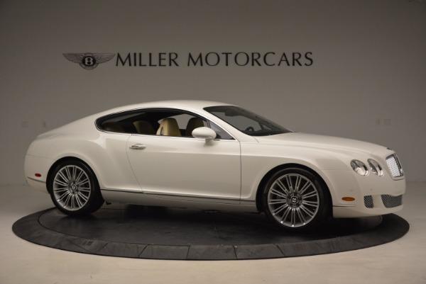 Used 2008 Bentley Continental GT Speed for sale Sold at Alfa Romeo of Westport in Westport CT 06880 11