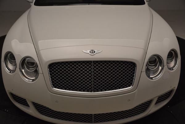 Used 2008 Bentley Continental GT Speed for sale Sold at Alfa Romeo of Westport in Westport CT 06880 15