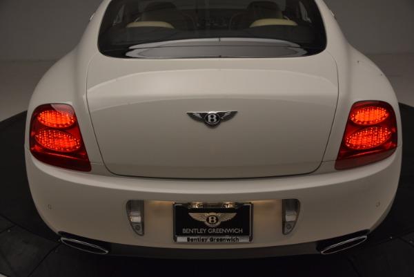 Used 2008 Bentley Continental GT Speed for sale Sold at Alfa Romeo of Westport in Westport CT 06880 28