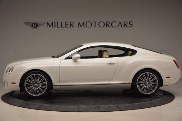 Used 2008 Bentley Continental GT Speed for sale Sold at Alfa Romeo of Westport in Westport CT 06880 3