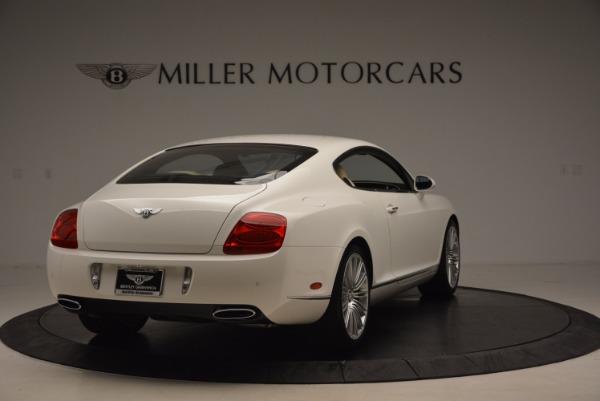 Used 2008 Bentley Continental GT Speed for sale Sold at Alfa Romeo of Westport in Westport CT 06880 8