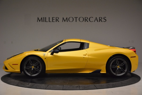 Used 2015 Ferrari 458 Speciale Aperta for sale Sold at Alfa Romeo of Westport in Westport CT 06880 14