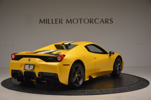 Used 2015 Ferrari 458 Speciale Aperta for sale Sold at Alfa Romeo of Westport in Westport CT 06880 17