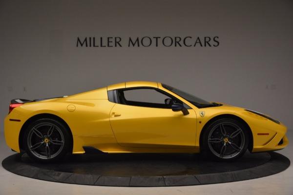 Used 2015 Ferrari 458 Speciale Aperta for sale Sold at Alfa Romeo of Westport in Westport CT 06880 18