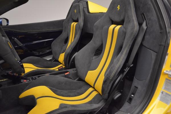 Used 2015 Ferrari 458 Speciale Aperta for sale Sold at Alfa Romeo of Westport in Westport CT 06880 23