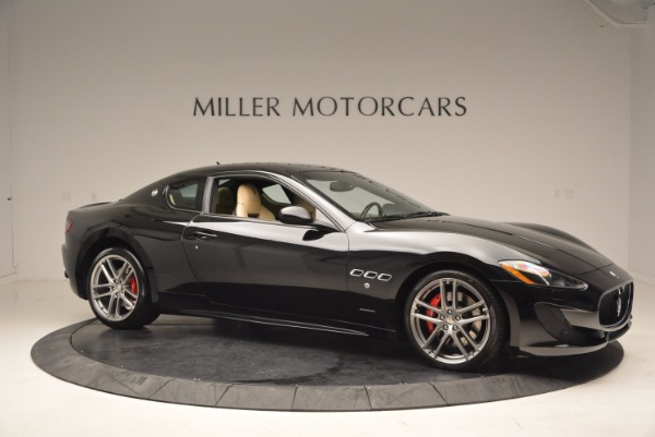 Used 2015 Maserati GranTurismo Sport Coupe for sale Sold at Alfa Romeo of Westport in Westport CT 06880 10