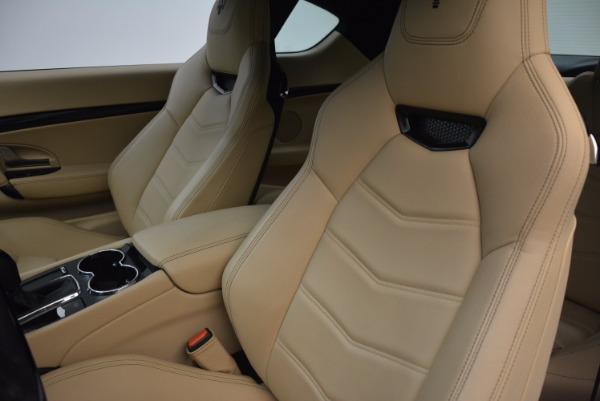 Used 2015 Maserati GranTurismo Sport Coupe for sale Sold at Alfa Romeo of Westport in Westport CT 06880 15