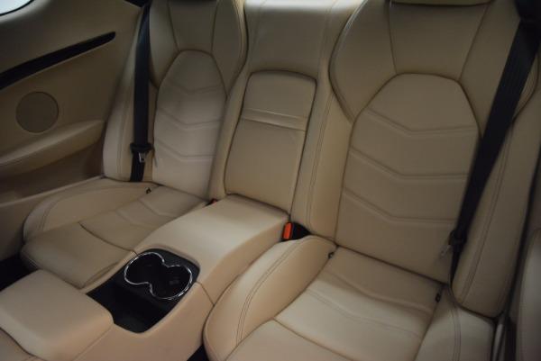 Used 2015 Maserati GranTurismo Sport Coupe for sale Sold at Alfa Romeo of Westport in Westport CT 06880 16